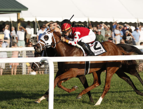 Pegasus World Cup Day: News & Notes