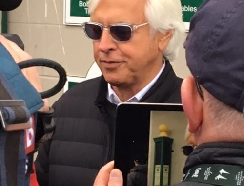 Santa Anita Barn Notes: Baffert Going for 9th Win in Robert B. Lewis Stakes