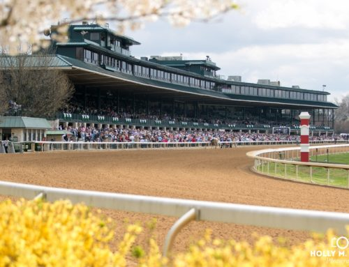 Keeneland Barn Notes: Like the King Works for KY Derby
