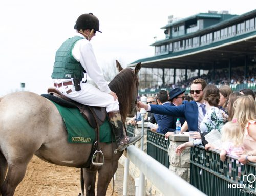 Keeneland Partners With UK Athletics For New Program, 4-Hour Broadcast