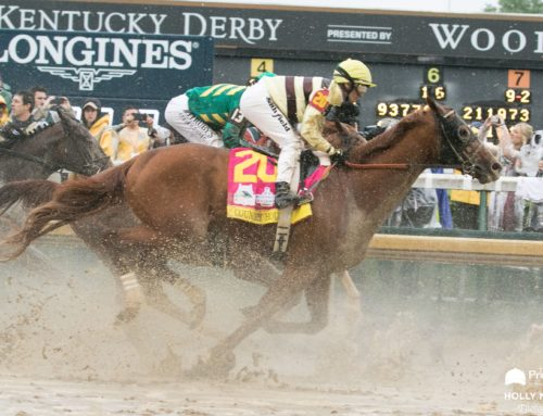 "KY Derby Future Wager Pool 4: ""All Other 3YOS"" Favored at 3-1 Odds"