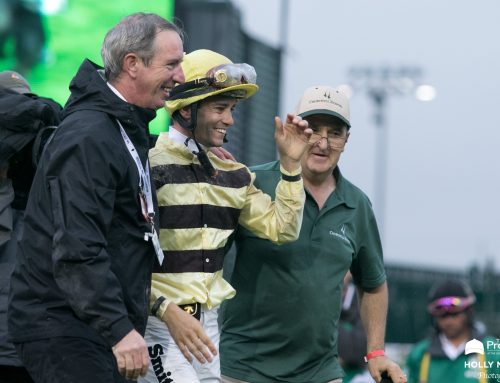 Del Mar Barn Notes: Prat Seeks Another Riding Title