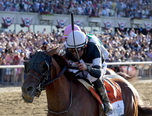 Aqueduct Barn Notes: Sir Winston Returns in Saturday's Jazil Stakes