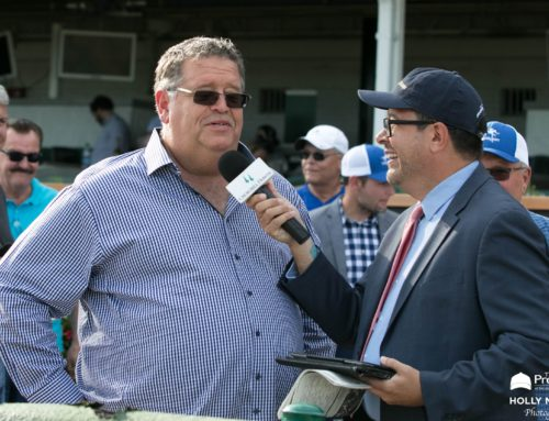Interview With Trainer Dale Romans About Kentucky Derby And Dennis' Moment