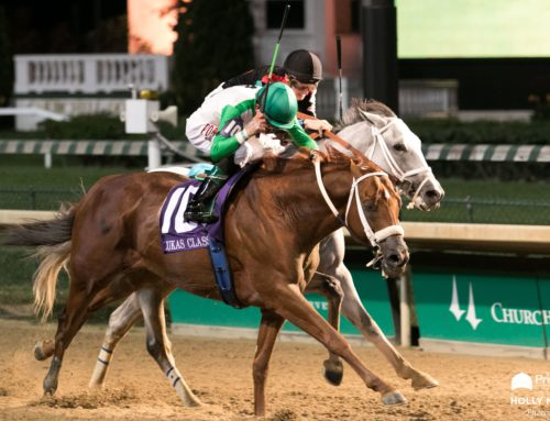Oaklawn Park Barn Notes: Mocito Rojo Returns in Division of the Fifth Season Stakes