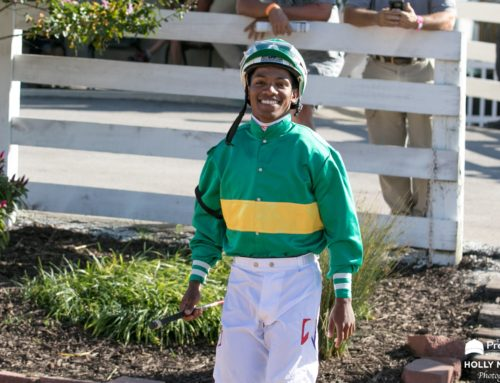 Santana Becomes Oaklawn Park's All-Time Leader in Purses Won