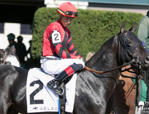Gulfstream Park: Extravagant Kid Back On Dirt in Saturday's Sunshine Sprint