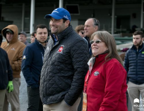 Interview With Trainer Brad Cox About Embarking On Another Wonderful Racing Season