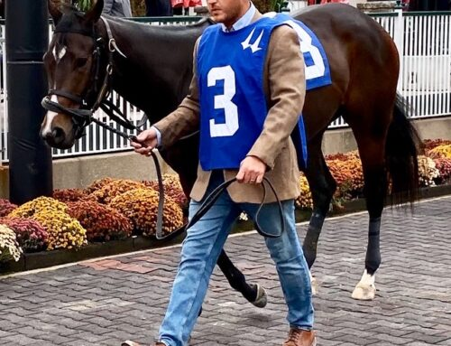 Interview with trainer Stephen Lyster, who will saddle Diamond Solitaire in Wednesday's First Lady Stakes at Indy Grand. Take a listen.