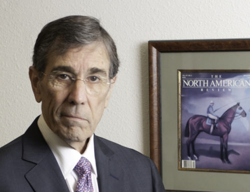An In-Depth interview with DR. Gregory Ferraro, the new Chairman of the California Horse Racing Board