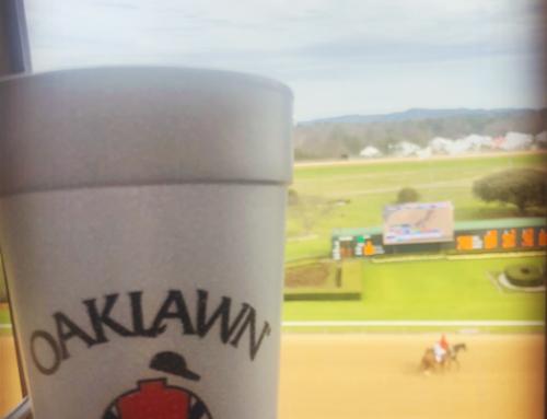 OPINION: Oaklawn Park Is A Picture Perfect Mixture of Racing, Gaming, Sports Betting, People, Horses & Fun / Why Not Have the Same in Kentucky?