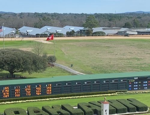 Oaklawn Park Barn Notes: Seven Entered for Smarty Jones