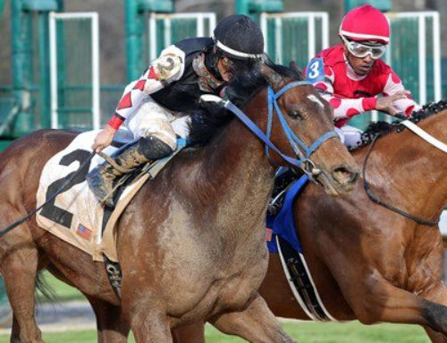 Oaklawn Park Barn Notes: Joevia Shows Up to Do Battle in G3 Razorback Today