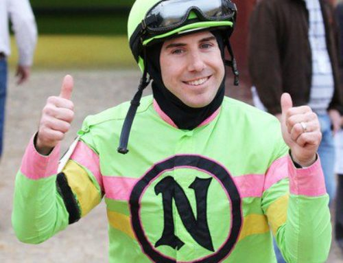 Oaklawn Park Barn Notes: Talamo On a Ride of His Life