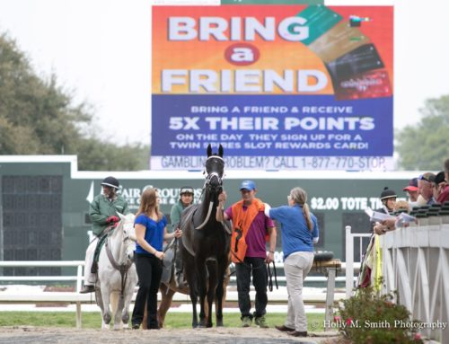 Fair Grounds Announces 3rd Purse Increase This Meet