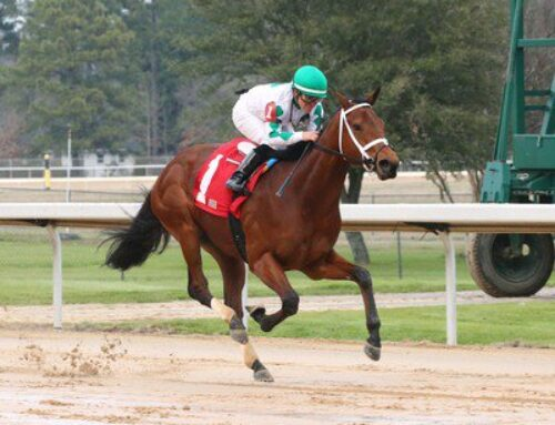 Fair Grounds Barn Notes: Wells Bayou Returns in G3 Louisiana Stakes