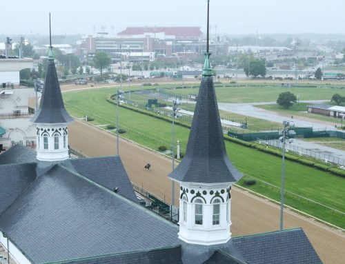 Churchill Downs Names Rankin As Senior Director of Racing