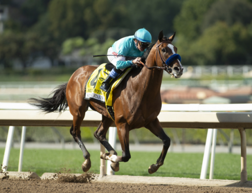 Santa Anita Derby Preview: Undefeated Authentic Back In Action Saturday