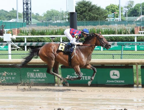 Guarana Romps in 2020 Debut at Churchill Downs