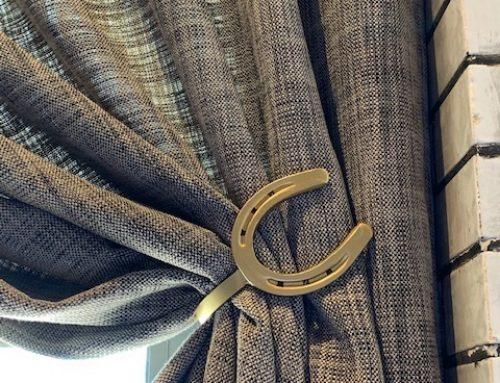 Louisville Thoroughbred Society: Drapes Are Hung From the Windows With Care