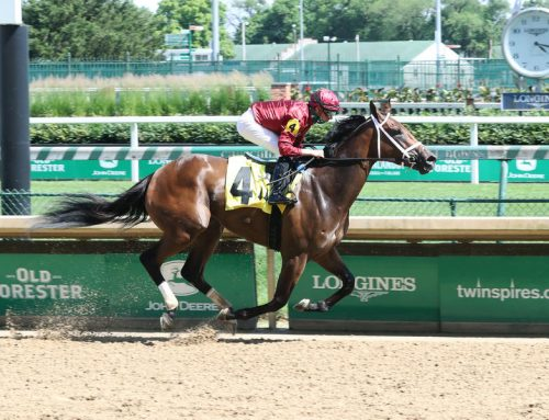 Shedaresthedevil Wins Impressively at Churchill Downs