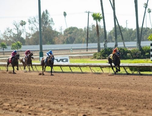 Notes & Quotes from the G3 Los Alamitos Derby: Uncle Chuck