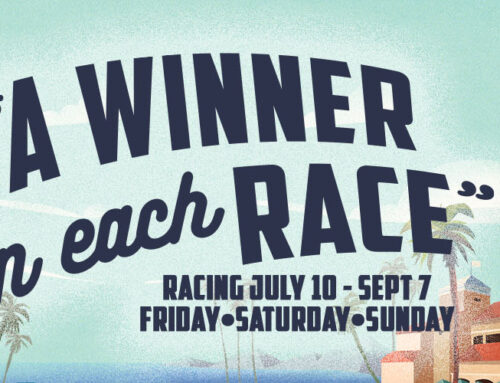 Del Mar Will Add Monday, Aug. 31 To Calendar