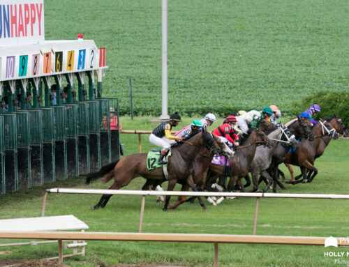 KY Downs Preview Day at Ellis Park: Through the Eyes & Lens of the Talented Holly M. Smith