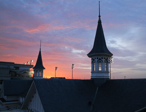 "OPINION: Our Little ""Sermon of Encouragement:"" Inspired by the Twin Spires"