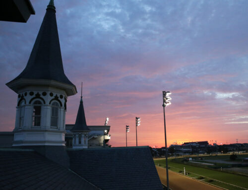 Bellarmine University To Honor Churchill Downs' Executive Bill Mudd