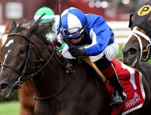 Saratoga Oaks Invitational Preview: Speaktomeofsummer Will Try to Repeat Winning Ways