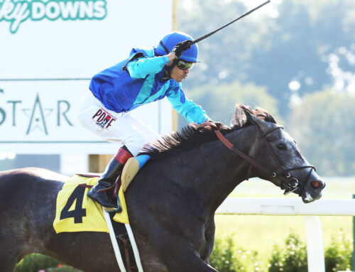 "KY Downs Is Awarded 2nd ""Win & You're In"" Breeders' Cup Race"