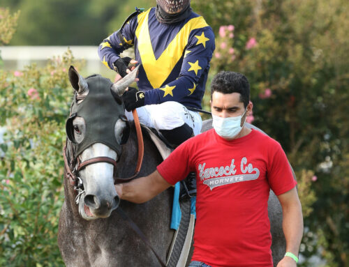Lighthouse Captures $400,000 Music City Stakes at KY Downs