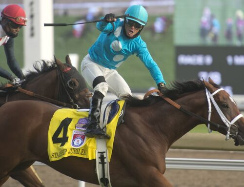 Notes & Quotes From the Woodbine Mile: Starship Jubilee