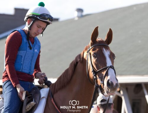 "Churchill Downs' Breeders' Cup Hopefuls: Through the Eyes & Lens of ""Our Very Own"" Holly M. Smith"