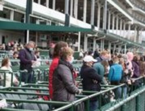 Churchill Downs' Single 6 Mandatory Payout Today