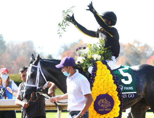 Breeders' Cup Announces Challenge Cup Series of Races