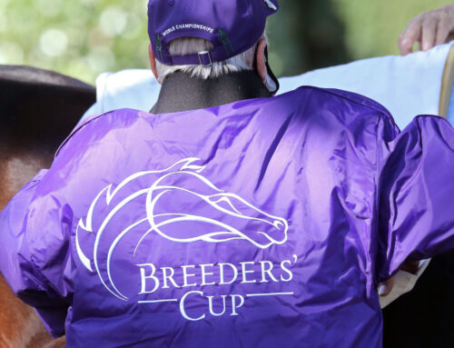 Banke Named New Leader of Breeders' Cup