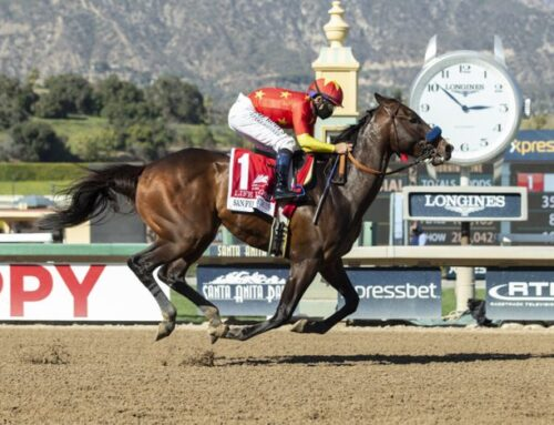 Notes & Quotes From the G2 San Felipe Stakes: Life Is Good