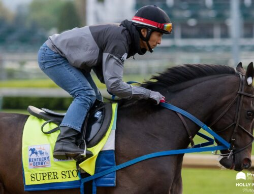 Work Tab for Tuesday, July 26: Binoculars Focused On Max Player, Super Stock, Pauline's Pearl, Mac's Time & Many More