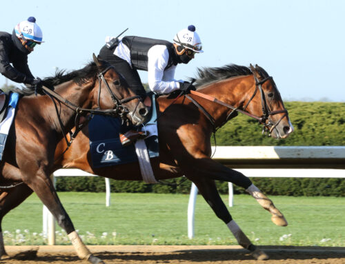 Keeneland Barn Notes: Highly Motivated Was Exactly That in Sunday Workout