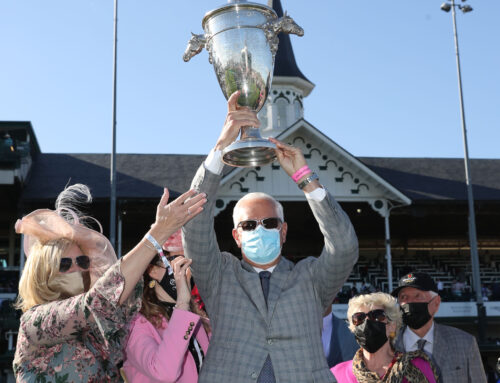 G3 Peter Pan Stakes Preview: Pletcher Has Overtook Primed