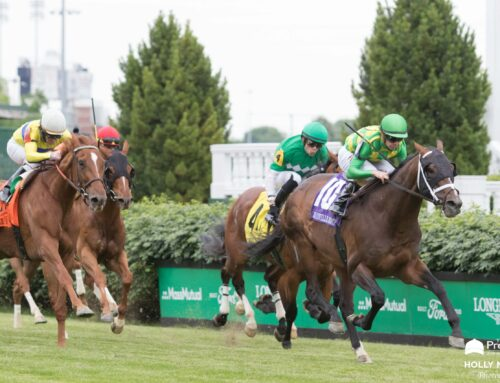 Photos, Notes & Quotes From the G3 Louisville Stakes: Arklow