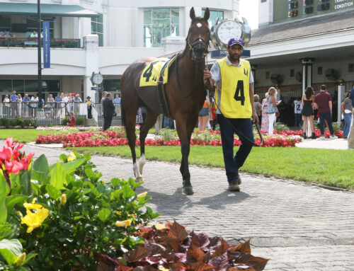 Photos, Notes & Quotes From the Roxelana Stakes: Bell's The One
