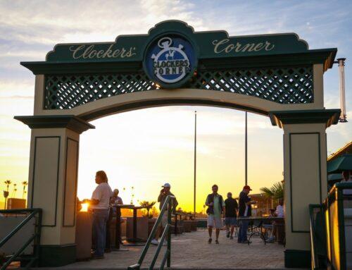 """""""Clocker's Corner"""" Reopens at Santa Anita Before Fall Meet"""