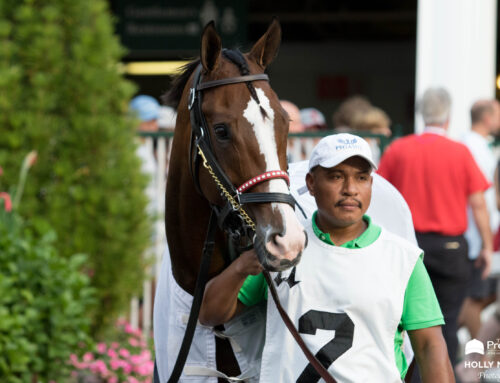 Churchill Downs' Barn Notes: Sconsin Headed to Breeders' Cup