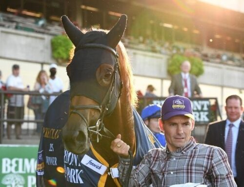 Belmont Park Barn Notes: Will Yibir Return for Breeders' Cup? Decision TBD