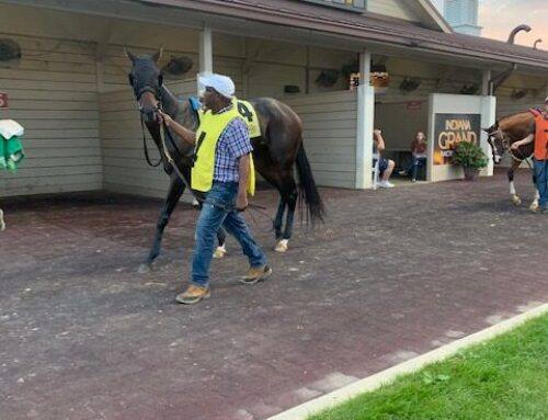 """McLean's Updated Handicapping Stats — After Indiana Grand on Thursday & """"Diamonds"""" Are Truly Forever"""