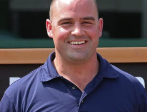 Interview with trainer Philip Bauer, who will saddle Fireball Baby in the Lady Fog Horn Stakes at Indy Grand this Saturday